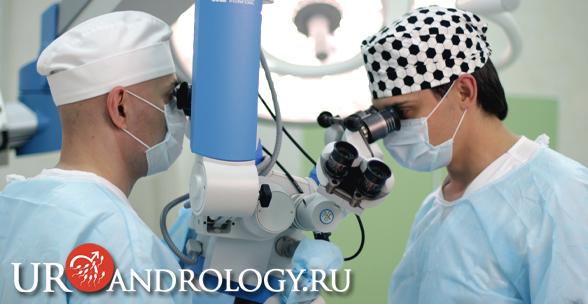 Операция вазоэпидидимостомия